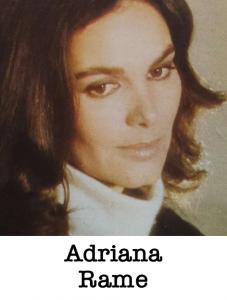adriana rame